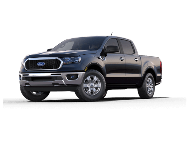 New 2019 Ford Ranger XLT Truck SuperCrew for sale in Fort Mill, SC
